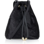 Topshop Pony-Effect Duffle Bag
