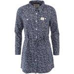 Tmavě modrá dlouhá dámská košile Brakeburn Folly