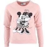 Růžová mikina s myšáky Vero Moda Minnie