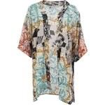 Barevné kimono se vzorem Closet