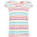 Pruhované barevné tričko Little Marcel Tuxil
