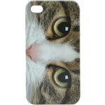 Kryt na IPhone 4/4s Catseye London Tabby