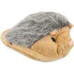 Masážní papučka Something Special ve tvaru ježka