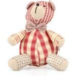 Textilní medvídek Dakls
