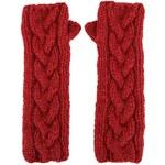 Červené návleky na ruce Passigatti