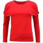Červené multifunkční tričko Skunkfunk Arkauz