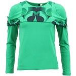 Zelené multifunkční tričko Skunkfunk Arkauz