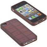 Čokoládové pouzdro na iPhone Bergers Belgium