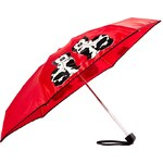 Lulu Guinness Tiny 2 Two Of A Kind Umbrella
