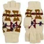 Rock & Revival Fingerless Gloves With Hood
