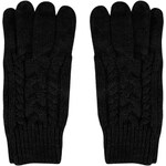 Topshop Cable Knit Gloves