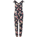 Girls On Film Women's Floral Jumpsuit - Multi