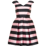 Topshop Stripe Prom Dress