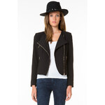 Tally Weijl Black Zipper Jacket