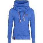 Naketano REORDER III Sweatshirt blau melange
