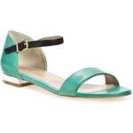 Sandály BRUNO PREMI - Foulard X2301X Černá Zelená