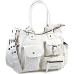 Torebka DESIGUAL - Bols London White 40X5012/1000 White