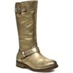 Kozačky S.OLIVER - 5-26520-31 Gold 940