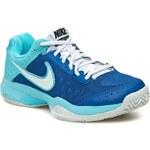 Polobotky NIKE - Air Cage Court 549890 402 Military Blue/White-Plrzd Blue