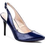 Sandály OLEKSY - 1608/663/000/000/000 Modrá