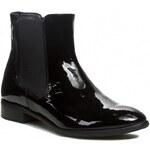 Kotníková obuv s elastickým prvkem BADURA - 7062-69-077 Černá