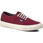 Tenisky VANS OFF THE WALL - Authentic Slim VN-0 XG6DXT Cordovan/ Deep Lake