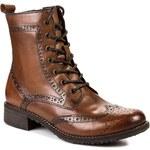 Kotníková obuv TAMARIS - 1-25201-23 Nut 440