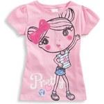 C&A BIO COTTON T-Shirt in rosa von Palomino