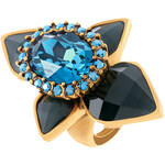 CADENZZA Diamond Ring