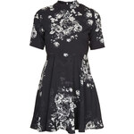 Topshop **Floral Printed Scoop Back Dress by Oh My Love