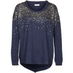 DAY Birger et Mikkelsen LUXE Strickpullover shadow