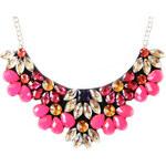 Gems Over náhrdelník Pink Flower