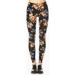 Forever 21 Femme Floral Leggings