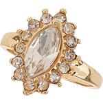 Topshop Crystal Stone Midi Ring