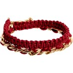 Ashiana Friendship Bracelet With Chain And Cord