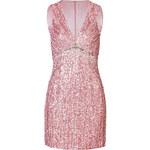 Jenny Packham Sequined Sheath Dress