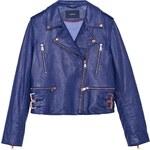 Gant Leather Biker Jacket
