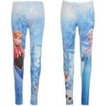 Character Printed Leggings Ladies Frozen 10 S