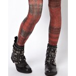 HOUSE OF HACKNEY For ASOS Check Tights