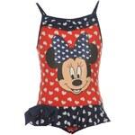 Disney Swimsuit Infants Minnie Red 2-3 Roků