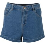 Rock and Rags by Firetrap High Waisted Shorts Blue S