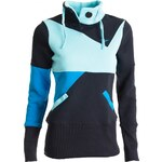 Mikina dámská WOOX Storm Sweatshirt Black 44
