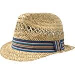 Firetrap Straw Trilby Hat pánské Natural Pánské