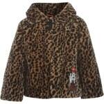 Disney Fur Coat Infant Girls Leopard Print 1-2 Roků