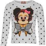 Triko Disney Long Sleeved Top Infant Girls Minnie AOP 2-3 Roků