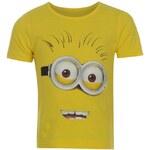 Triko Character Despicable Me 2 T Shirt dětské Yellow 7-8 (SB)