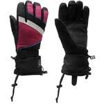 No Fear Ski Gloves dámské Black S