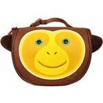 Built Dětská taška na jídlo Big Apple Buddies Lunch Bag MacDougal Monkey BALB-MKY AKCE
