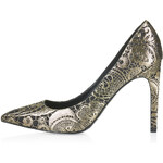 Topshop GALLOP Brocade Court Shoes
