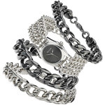 Topshop Multi Chain Watch